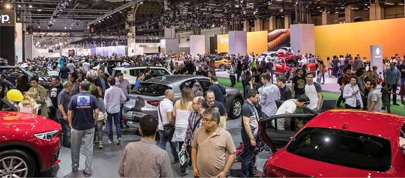 Las 'startups' brillan con las novedades presentadas en el Automobile Barcelona