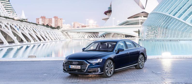 El nuevo A8 de Audi