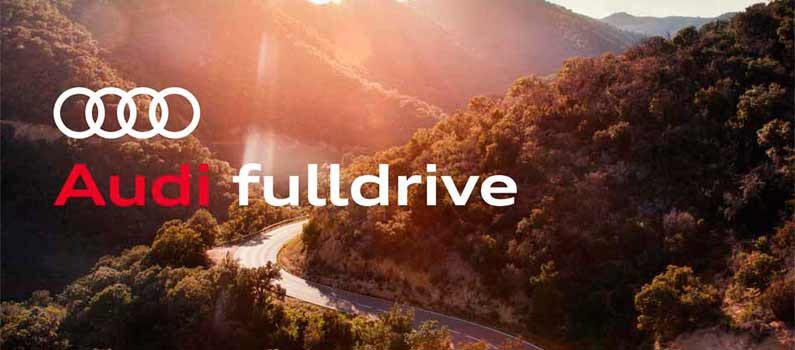 Audi full drive: una tarifa, un mundo de servicios