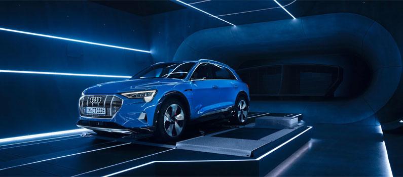 Audi e-tron, un vehículo 100% eléctrico que supera las expectativas