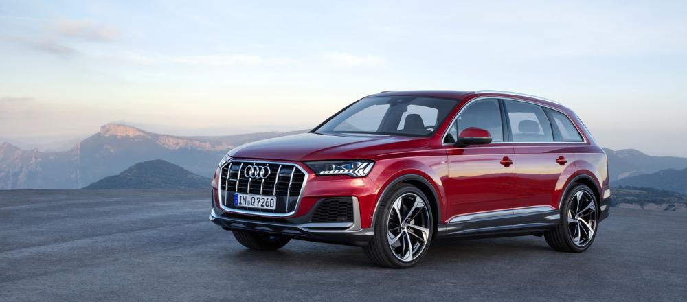 Ya se conocen los detalles del Audi Q7 2019