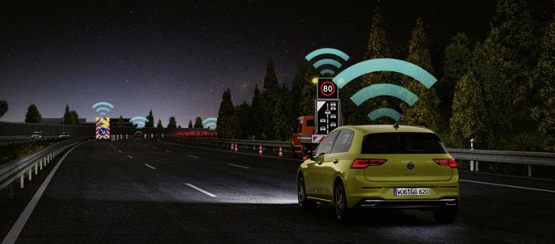 El nuevo Golf 8 llegará a España en febrero más digitalizado, conectado y electrificado que nunca