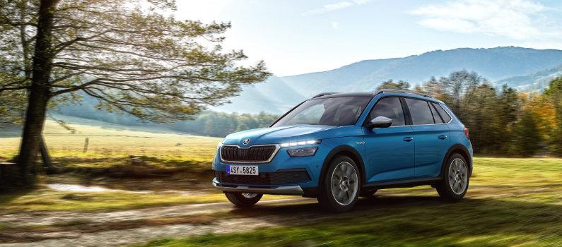 Skoda Kamiq Scoutline: SUV urbano con atractivo aventurero