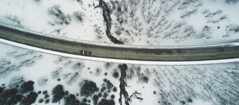 Cómo preparar tu coche para ir a la nieve