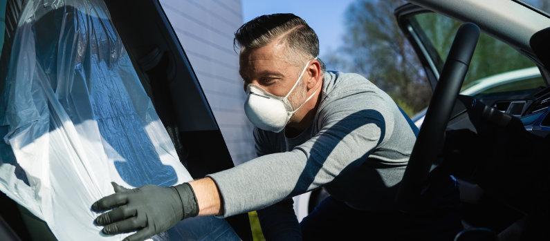 Letamendi Door to door, el servicio de recogida y entrega para evitar contagios