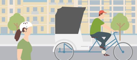 La regulación de vehículos de movilidad personal llega a Barcelona