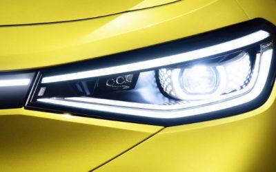 El diseño luminoso del nuevo Volkswagen ID.4