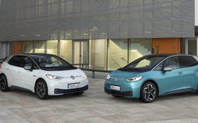 Volkswagen presenta el nuevo ID.3, el primer coche del mundo fabricado con un balance neutro de emisiones CO2